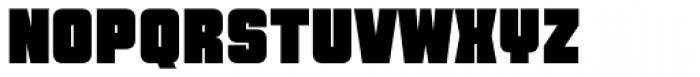 Jazz Gothic Font UPPERCASE