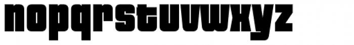 Jazz Gothic Font LOWERCASE