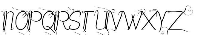 JBStyle Font UPPERCASE
