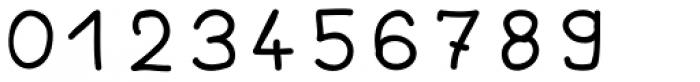 JBScript Simple Bold Font OTHER CHARS