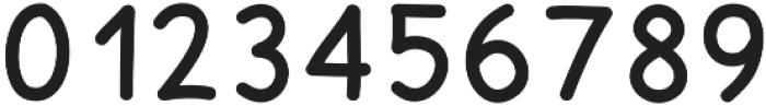 JD_Cherry_Pie Medium otf (500) Font OTHER CHARS