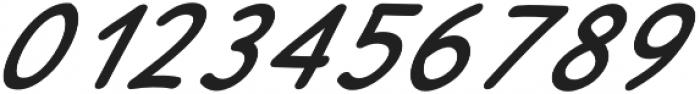 JD_Cherry_Pie_Italic Medium otf (500) Font OTHER CHARS