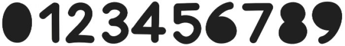 JD_Holidays Medium otf (500) Font OTHER CHARS