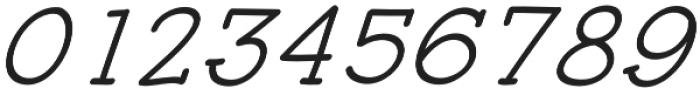 JD_Honey_Jar_Italic Medium otf (500) Font OTHER CHARS