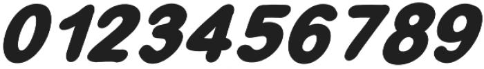 JD_Jellyfish_Italic Medium otf (500) Font OTHER CHARS
