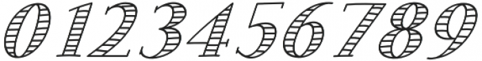 JD_Sunshine_Italic Medium otf (500) Font OTHER CHARS