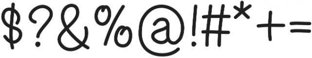 JD_Yellow_Fruit Medium otf (500) Font OTHER CHARS