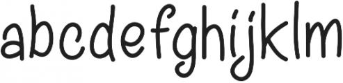 JD_Yellow_Fruit Medium otf (500) Font LOWERCASE