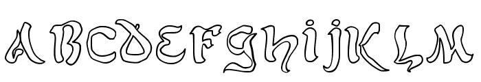 JD Belt Font LOWERCASE