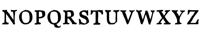 JD Carnival Black Font UPPERCASE