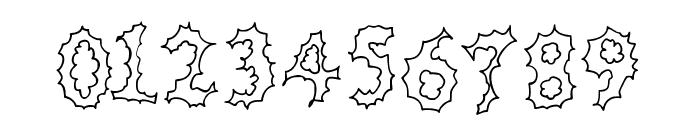 JD Cereus Regular Font OTHER CHARS