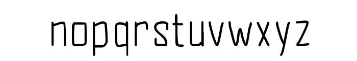 JD Equinox Font LOWERCASE