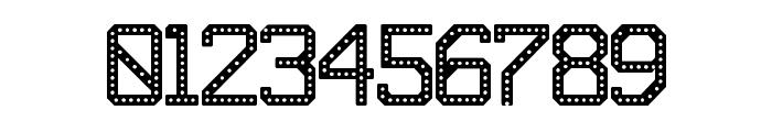 JD RevLED Regular Font OTHER CHARS