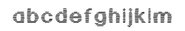 JD Stripex Font LOWERCASE