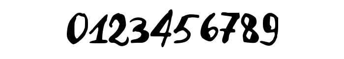 JDFabiola Font OTHER CHARS