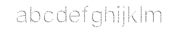 JDFantasy Font LOWERCASE