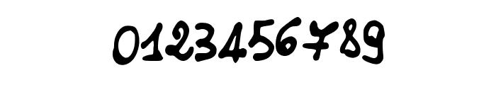 JDRossella Font OTHER CHARS