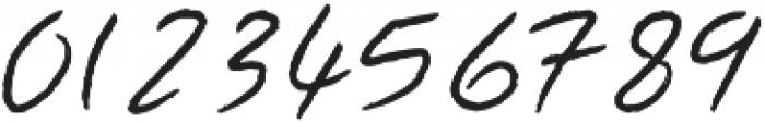 Je Taime Regular otf (400) Font OTHER CHARS