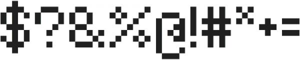 Jeebz ttf (400) Font OTHER CHARS