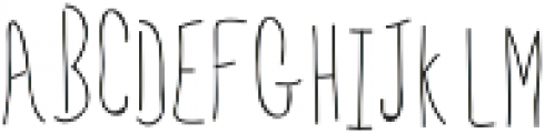 Jelly ttf (400) Font UPPERCASE
