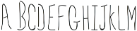 Jelly ttf (400) Font LOWERCASE