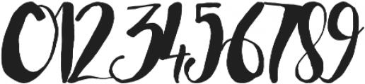 Jellybeans otf (400) Font OTHER CHARS