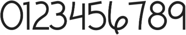 Jenna otf (400) Font OTHER CHARS