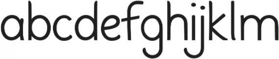 Jenna ttf (400) Font LOWERCASE