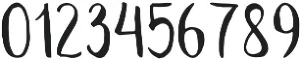 Jennifer's flowers otf (400) Font OTHER CHARS