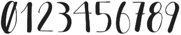 Jericho otf (400) Font OTHER CHARS