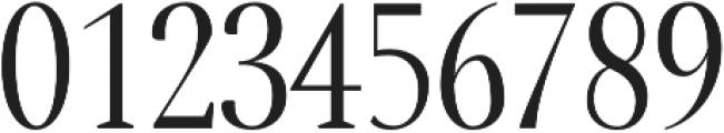 Jerrick otf (400) Font OTHER CHARS