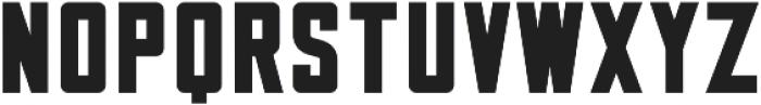 Jersey Bold Typeface Jersey Bold Typeface ttf (700) Font UPPERCASE