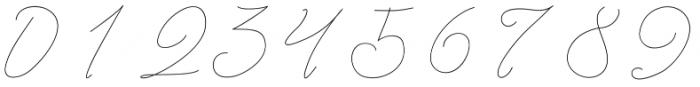 Jet Seat Script otf (400) Font OTHER CHARS