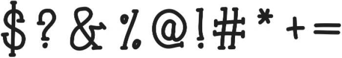 jelliesandjams ttf (400) Font OTHER CHARS