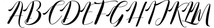 Jealousy | Handwritten Typeface Font UPPERCASE