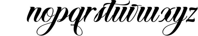 Jellyo Script Font LOWERCASE