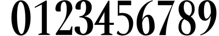 Jerrick Serif 6 Font Pack 1 Font OTHER CHARS