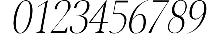 Jerrick Serif 6 Font Pack 5 Font OTHER CHARS