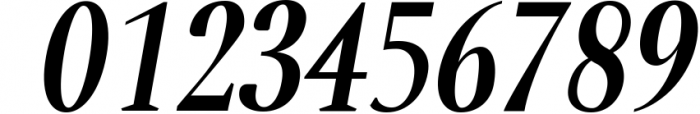 Jerrick Serif 6 Font Pack Font OTHER CHARS