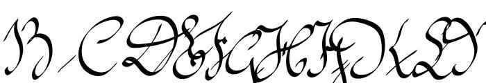 Jeannette Font UPPERCASE