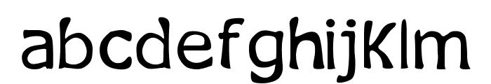 Jecko Legacy Font LOWERCASE
