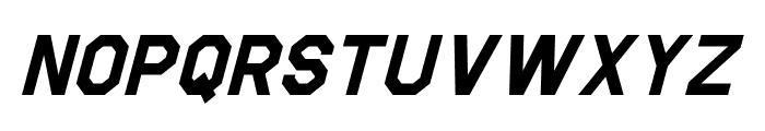 Jefferies Italic Font LOWERCASE