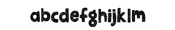 JellygurpDEMO Font LOWERCASE