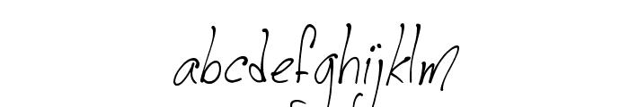Jellyka CuttyCupcakes Font LOWERCASE