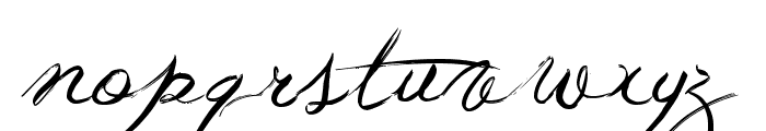 Jellyka Western Princess Font LOWERCASE