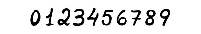 Jenelson-Regular Font OTHER CHARS