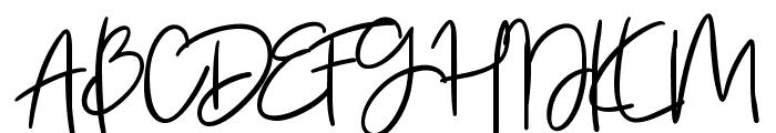Jenifa Font UPPERCASE