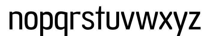 JesayaBk-Regular Font LOWERCASE