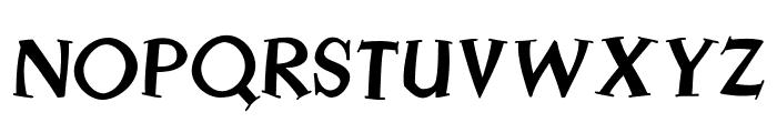 JessicaPlus Font UPPERCASE