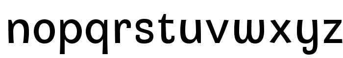 JesterdayDemo Font LOWERCASE